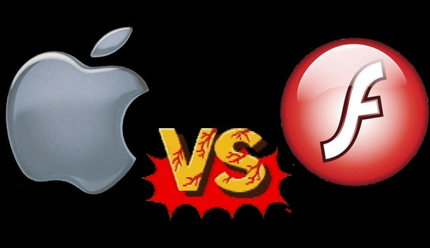 Apple vs Flash