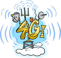 4G Mobile Wireless