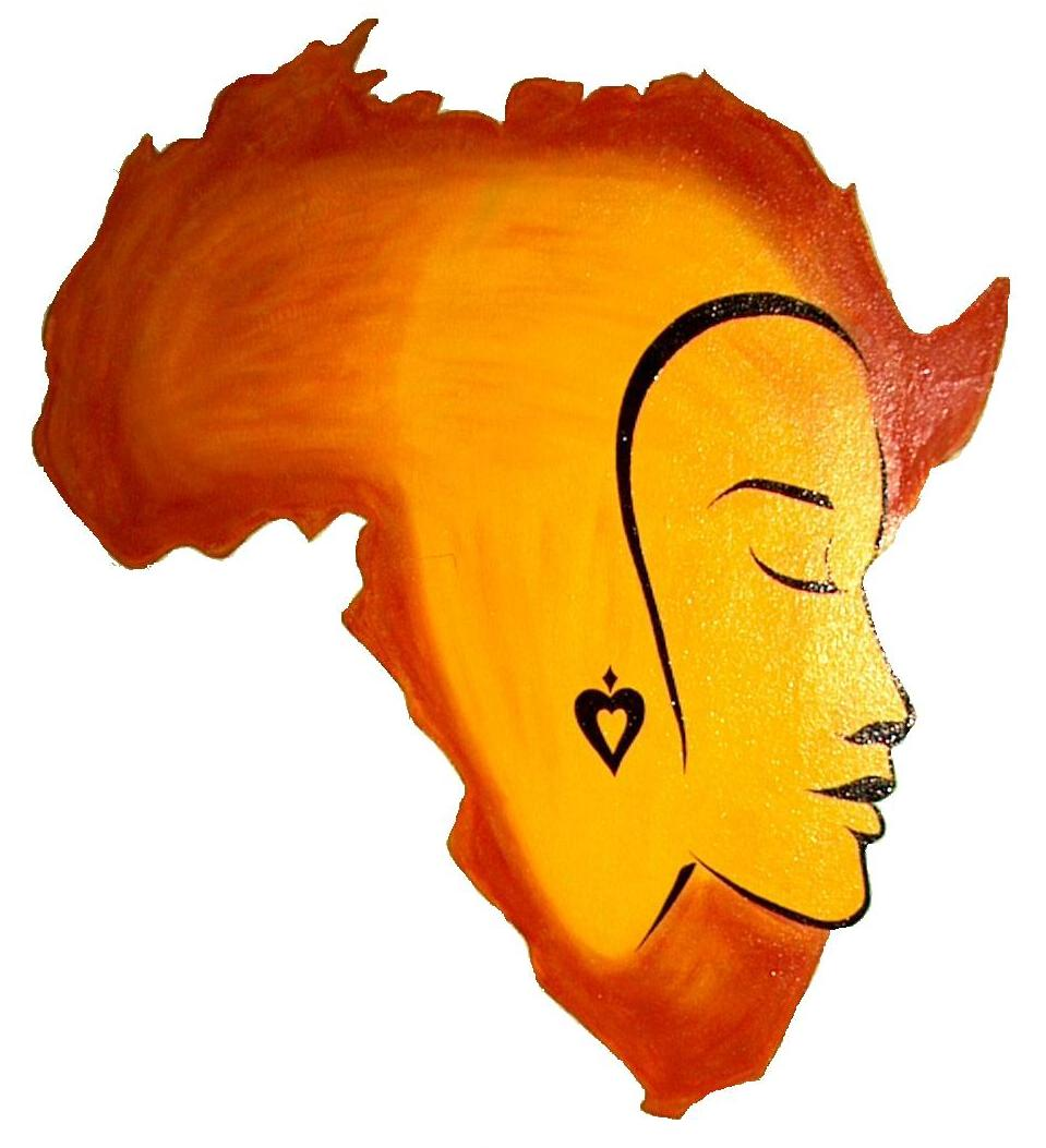 African Women Tattoos