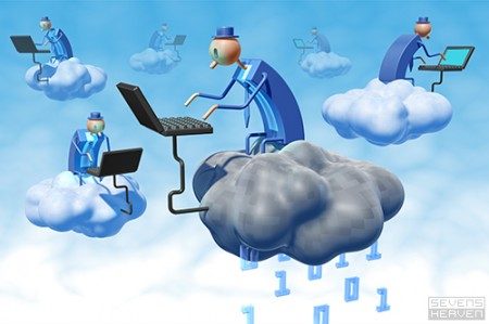 cloud How The Web is Working to Immortalize You