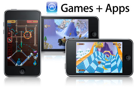 apps for free games on ipod touch