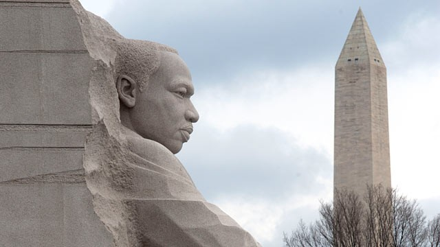 MARTIN LUTHER KING MEMORIAL 7