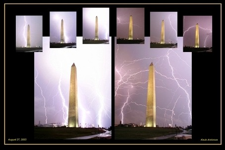 Washington DC lightning 5
