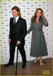 Brad Pitt and Angelina Jolie at a special screening of 'In the Land of Blood and Honey' in Washington, DC